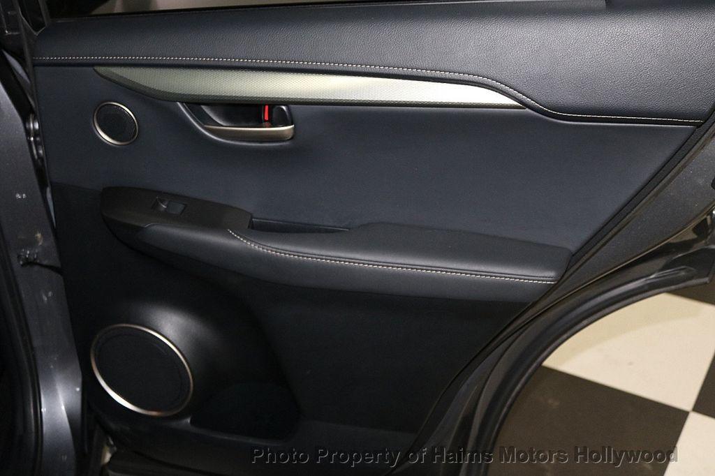 2016 Lexus NX 200t FWD 4dr F Sport - 17536446 - 12