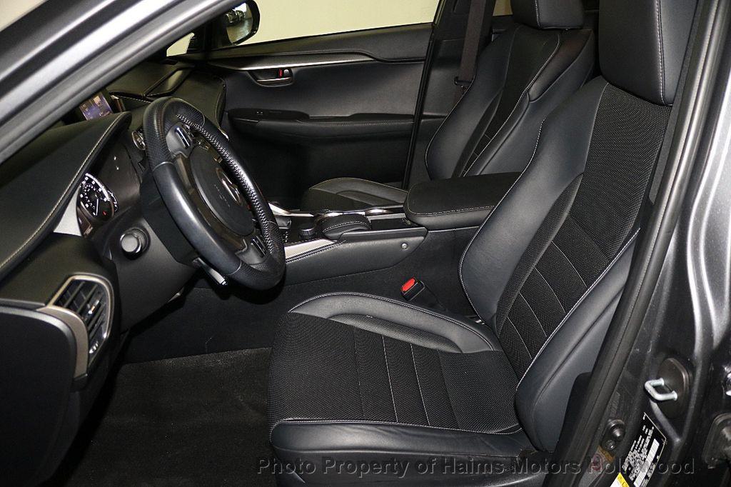 2016 Lexus NX 200t FWD 4dr F Sport - 17536446 - 17