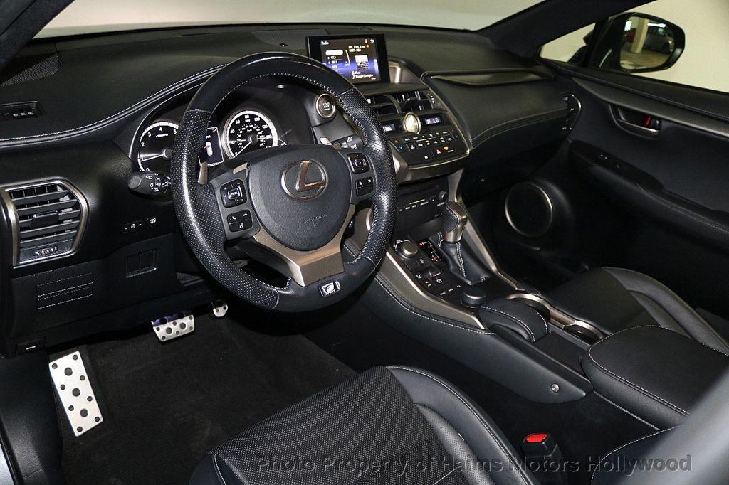 2016 Lexus NX 200t FWD 4dr F Sport - 17536446 - 18