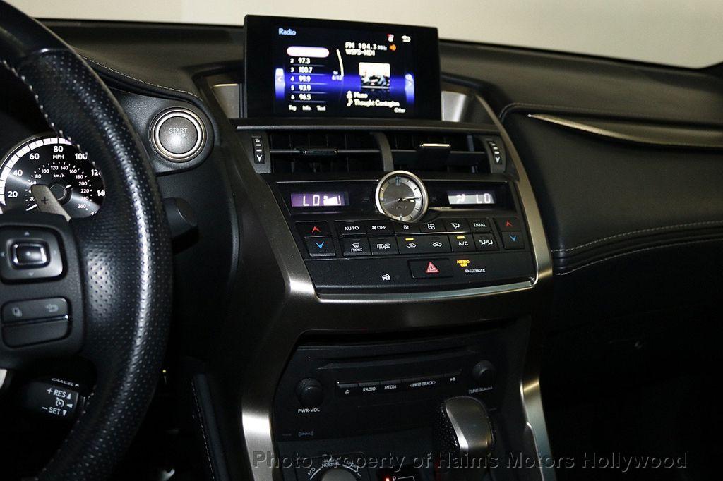 2016 Lexus NX 200t FWD 4dr F Sport - 17536446 - 19