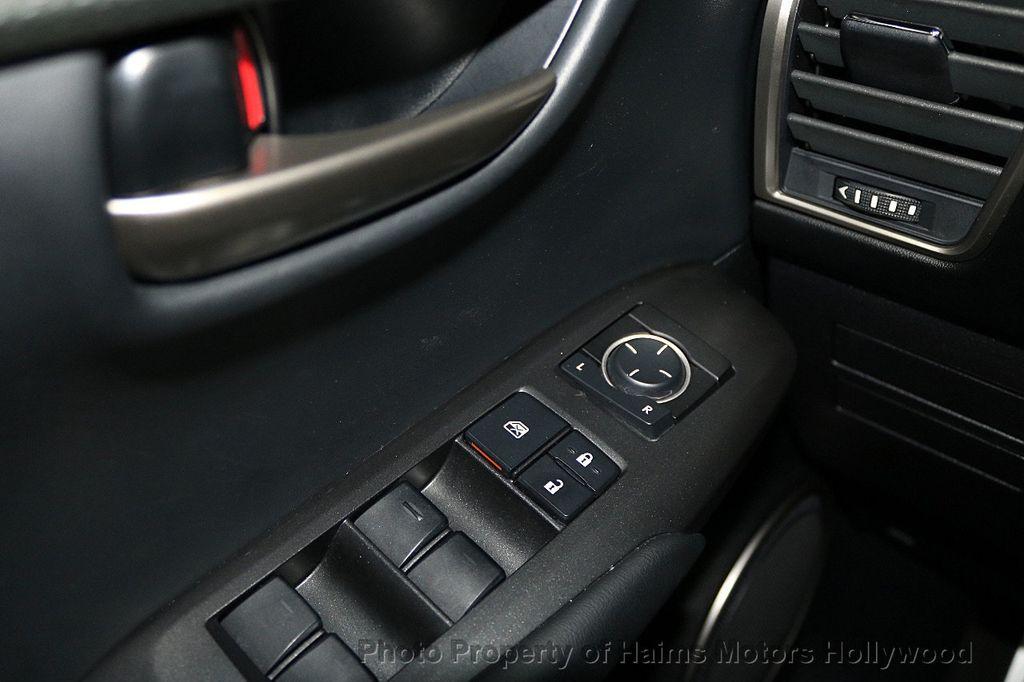 2016 Lexus NX 200t FWD 4dr F Sport - 17536446 - 25
