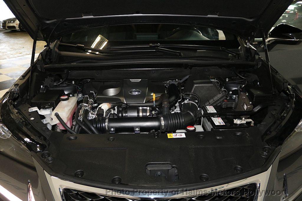 2016 Lexus NX 200t FWD 4dr F Sport - 17536446 - 34