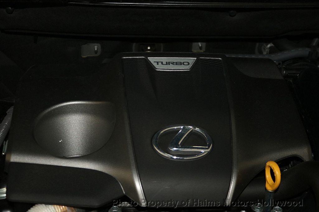 2016 Lexus NX 200t FWD 4dr F Sport - 17536446 - 35