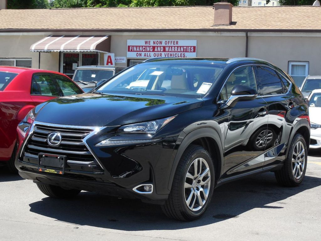 2016 Lexus NX 200t Turbo AWD w/Navigation - 17338780 - 0