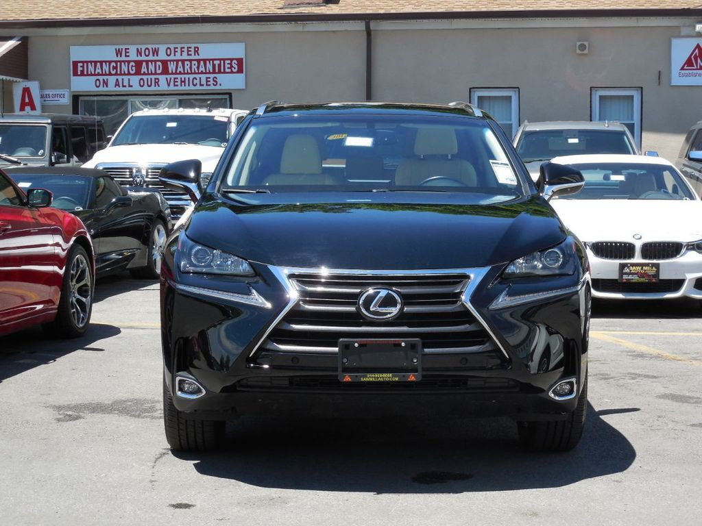 2016 Lexus NX 200t Turbo AWD w/Navigation - 17338780 - 1