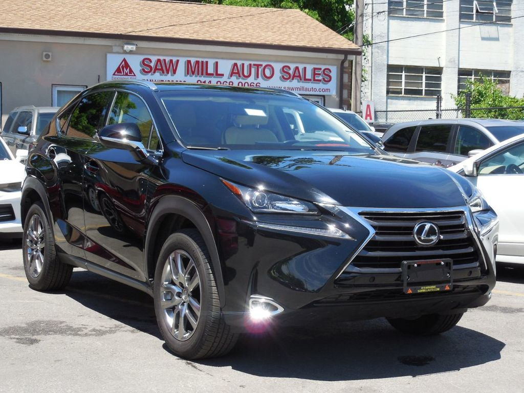 2016 Lexus NX 200t Turbo AWD w/Navigation - 17338780 - 2