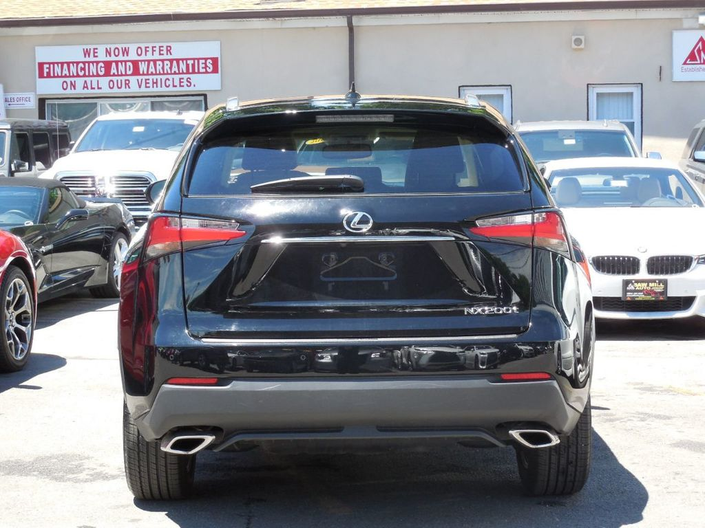 2016 Lexus NX 200t Turbo AWD w/Navigation - 17338780 - 4