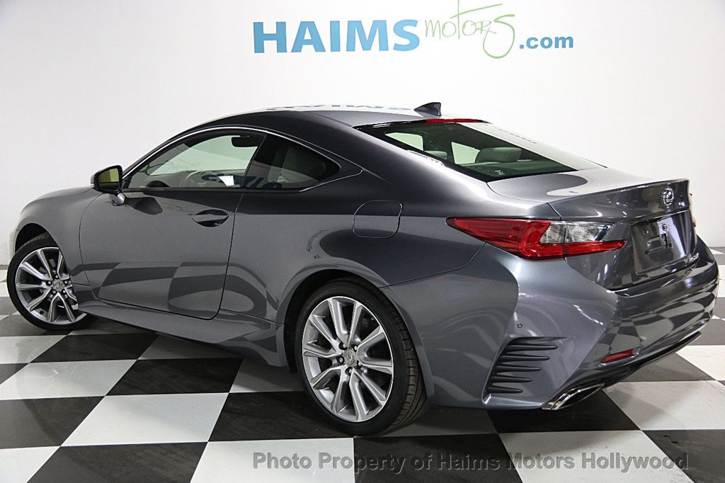 2016 Used Lexus RC 200t 2dr Coupe at Haims Motors Serving Fort