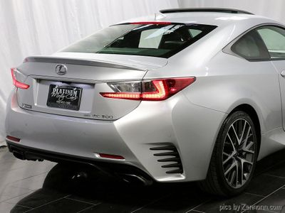 2016 Lexus RC 300 2dr Coupe - Click to see full-size photo viewer