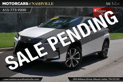 2016 Used Lexus RX 350 AWD 4dr at MotorCars of Nashville
