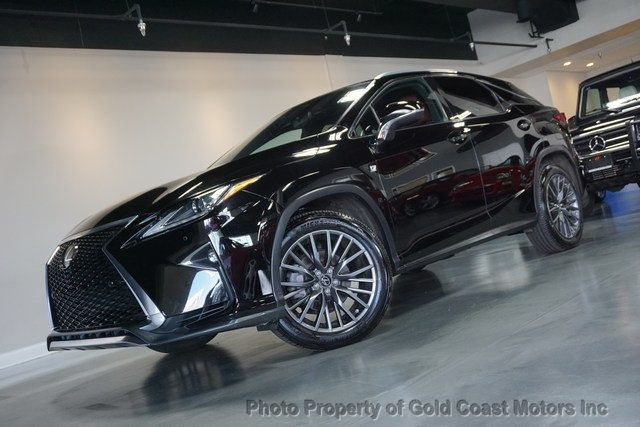 2016 Lexus RX 350 AWD 4dr F Sport - Click to see full-size photo viewer