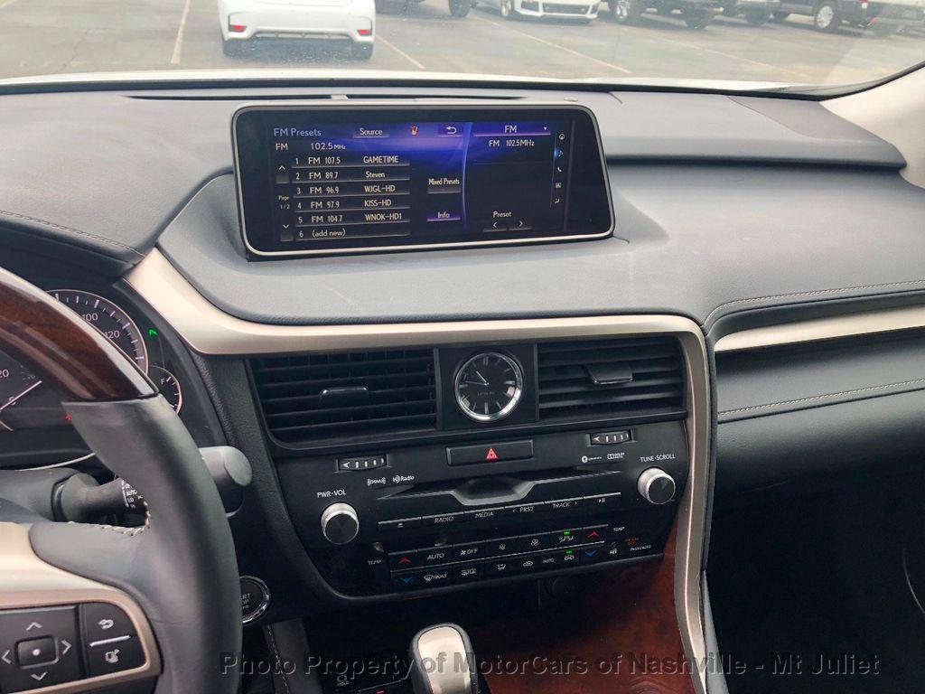 2016 Lexus RX 350 FWD 4dr - 18657839 - 7