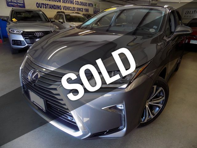 2016 Used Lexus RX 350 RX350 AWD at Automotive Search Inc  Serving Denver,  Colorado Springs, & Centennial, CO, IID 19168502