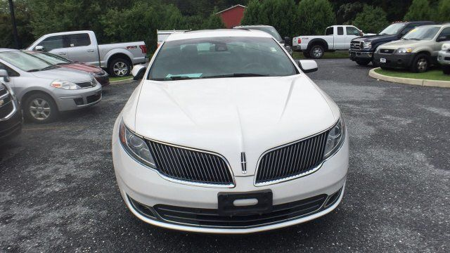 2016 Used Lincoln Mks 4dr Sedan 3 7l Awd At Webe Autos Serving Long