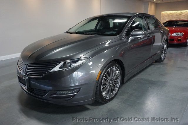 2016 Lincoln MKZ 4dr Sedan AWD - Click to see full-size photo viewer