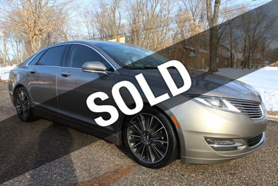 2016 Lincoln MKZ AWD W/ NEW TIRES Sedan