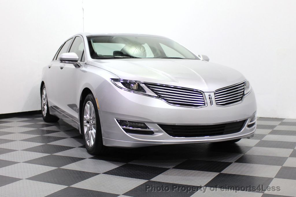 2016 Lincoln MKZ CERTIFIED MKZ PREMIERE LED LIGHTS CAMERA ECOBOOST - 18319508 - 14