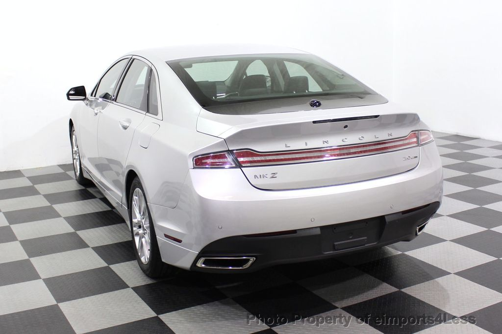 2016 Lincoln MKZ CERTIFIED MKZ PREMIERE LED LIGHTS CAMERA ECOBOOST - 18319508 - 15