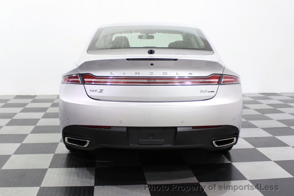 2016 Lincoln MKZ CERTIFIED MKZ PREMIERE LED LIGHTS CAMERA ECOBOOST - 18319508 - 16