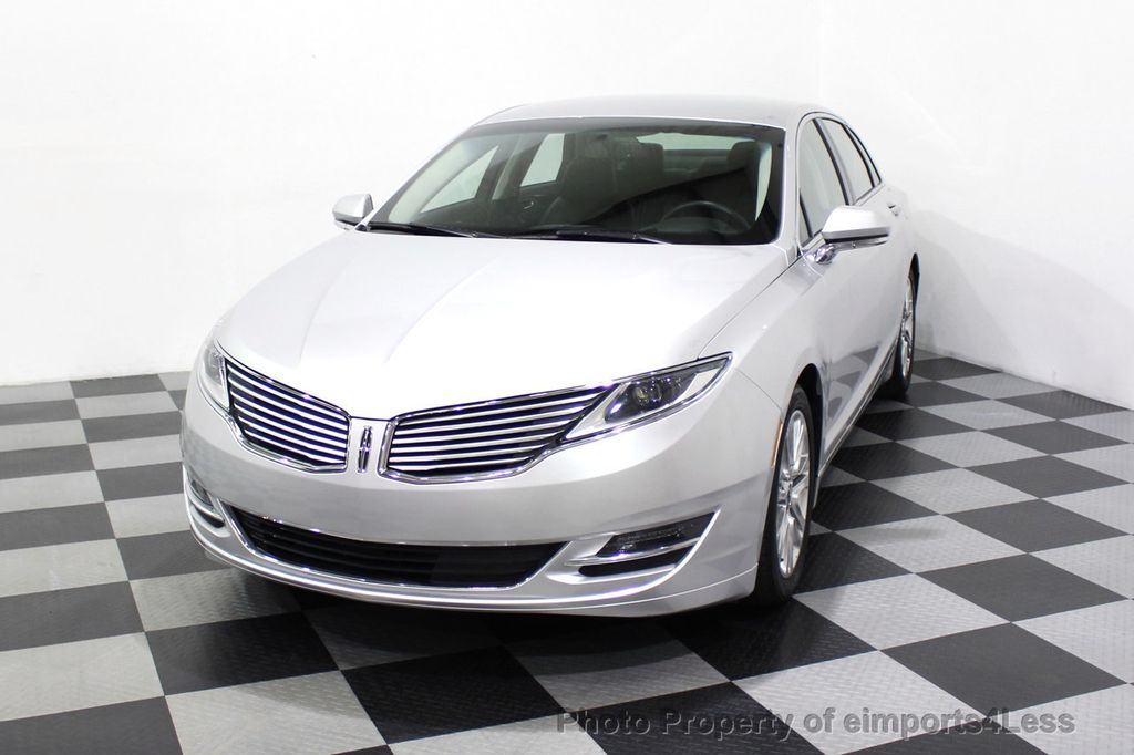 2016 Lincoln MKZ CERTIFIED MKZ PREMIERE LED LIGHTS CAMERA ECOBOOST - 18319508 - 27