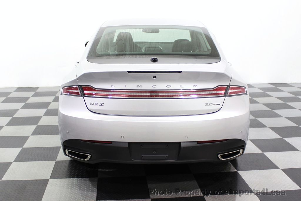 2016 Lincoln MKZ CERTIFIED MKZ PREMIERE LED LIGHTS CAMERA ECOBOOST - 18319508 - 30