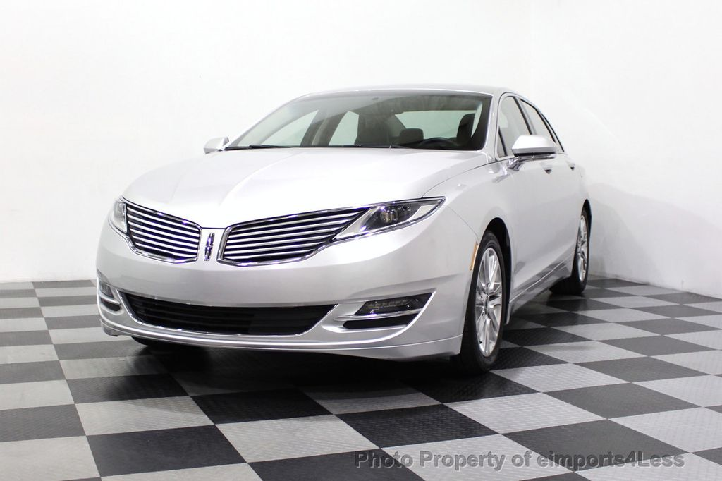 2016 Lincoln MKZ CERTIFIED MKZ PREMIERE LED LIGHTS CAMERA ECOBOOST - 18319508 - 43