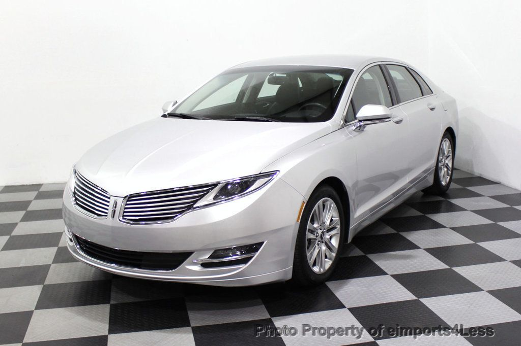 2016 Lincoln MKZ CERTIFIED MKZ PREMIERE LED LIGHTS CAMERA ECOBOOST - 18319508 - 44