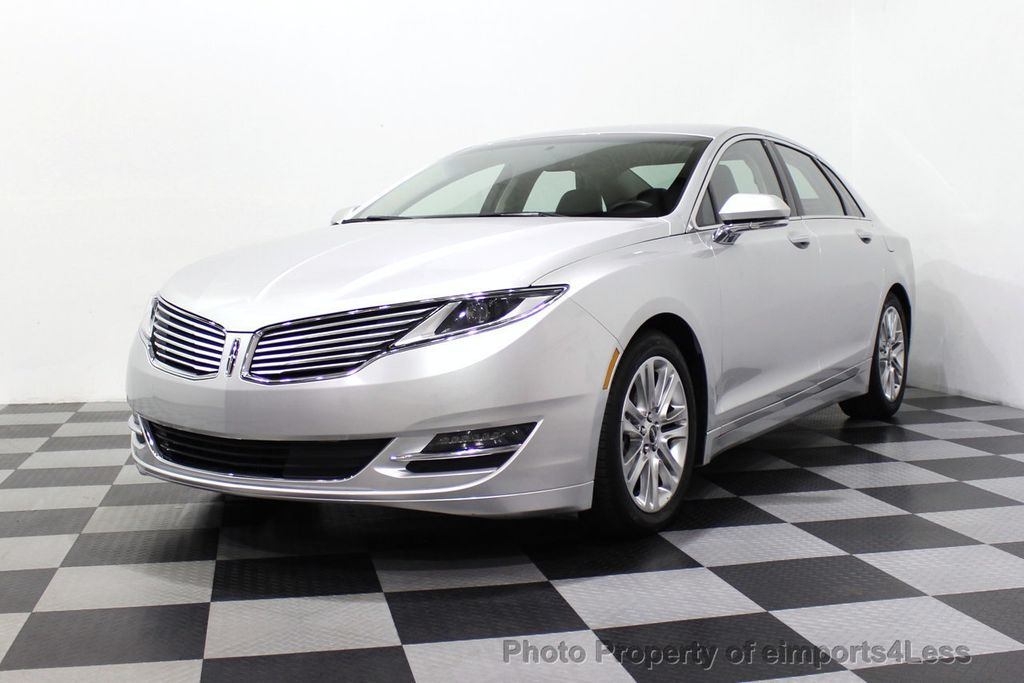 2016 Lincoln MKZ CERTIFIED MKZ PREMIERE LED LIGHTS CAMERA ECOBOOST - 18319508 - 52