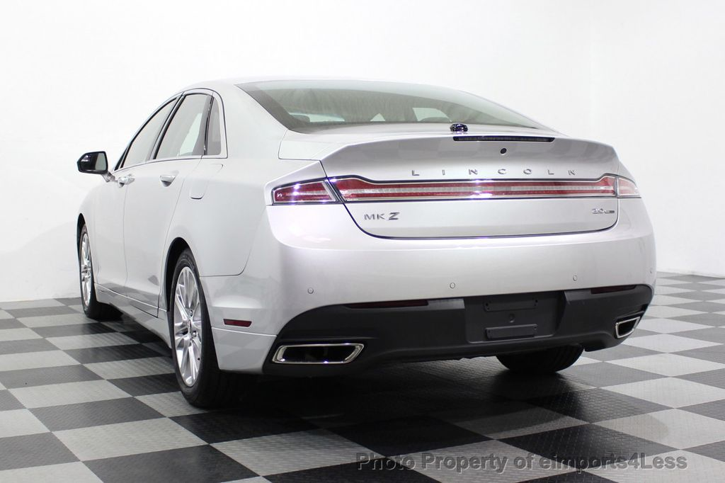 2016 Lincoln MKZ CERTIFIED MKZ PREMIERE LED LIGHTS CAMERA ECOBOOST - 18319508 - 53