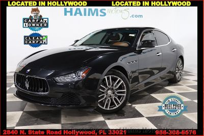 Used Maserati Ghibli Hollywood Fl