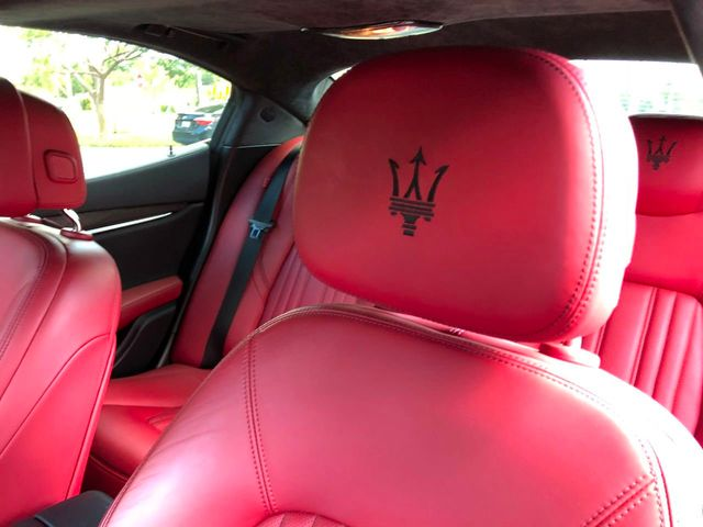 2016 Maserati Ghibli 4dr Sedan S Q4 - Click to see full-size photo viewer