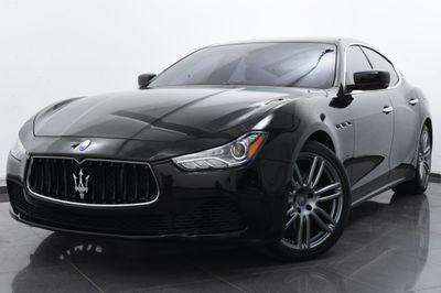 2016 Maserati Ghibli 4dr Sedan S Q4