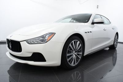 2016 Maserati Ghibli 4dr Sedan S Q4 - Click to see full-size photo viewer