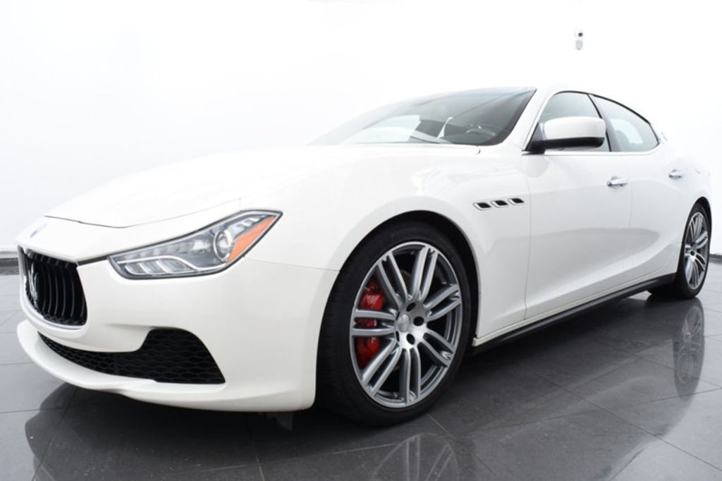 Used Maserati Ghibli Jersey City Nj