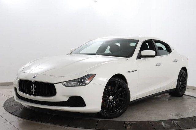 Maserati Ghibli Q4 >> 2016 Used Maserati Ghibli 4dr Sedan S Q4 At Eugene Sells Online Serving Somerville Nj Iid 19546861