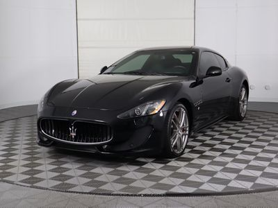 2016 Maserati GranTurismo 2dr Coupe Sport