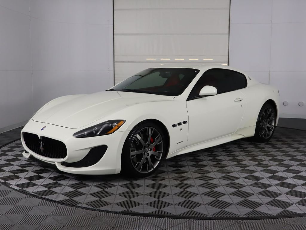 Used Maserati Granturismo >> 2016 Used Maserati Granturismo 2dr Coupe Sport At Mini Of Tempe Az Iid 19534592