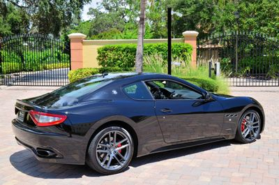 2016 Maserati GranTurismo 2dr Coupe Sport W/Navigation - Click to see full-size photo viewer