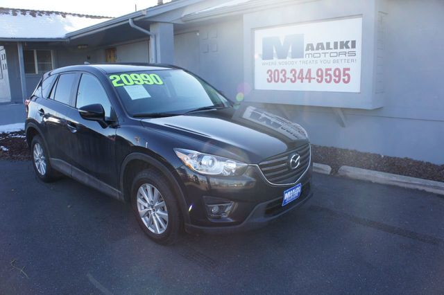 2016 Mazda CX-5 2016.5 AWD 4dr Automatic Touring - 18182013