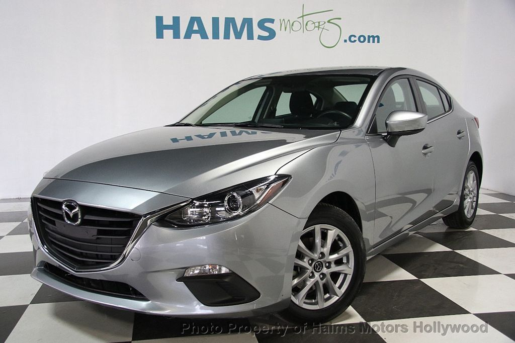 2016 used mazda mazda3 4dr sedan automatic i sport at haims motors serving fort lauderdale. Black Bedroom Furniture Sets. Home Design Ideas