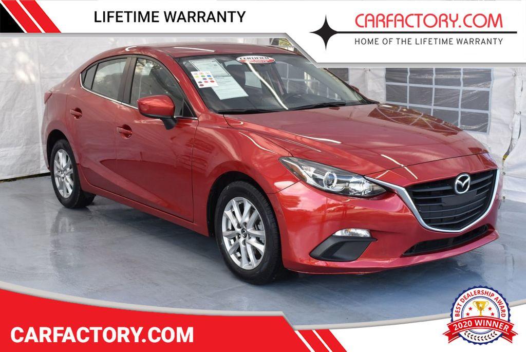 2016 Mazda Mazda3 4dr Sedan Automatic i Sport - 18271766 - 0