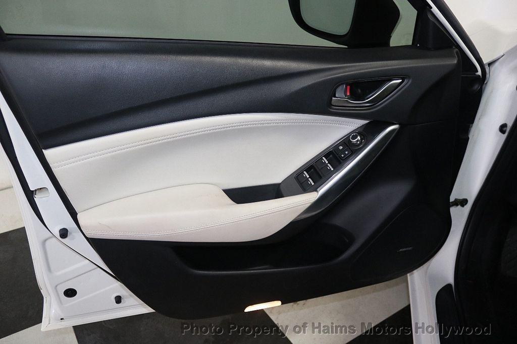 2016 Mazda Mazda6 4dr Sedan Automatic i Grand Touring - 17961620 - 10