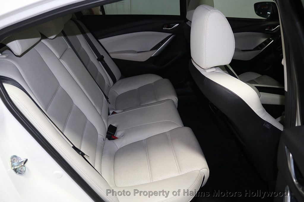 2016 Mazda Mazda6 4dr Sedan Automatic i Grand Touring - 17961620 - 15
