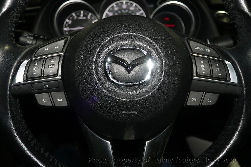 2016 Mazda Mazda6 4dr Sedan Automatic i Grand Touring - 17961620 - 28