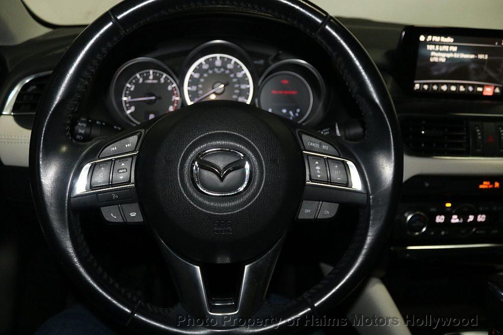 2016 Mazda Mazda6 4dr Sedan Automatic i Grand Touring - 17961620 - 29