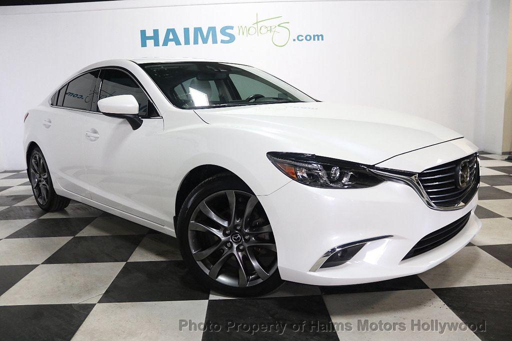 2016 Mazda Mazda6 4dr Sedan Automatic I Grand Touring 17961620 3