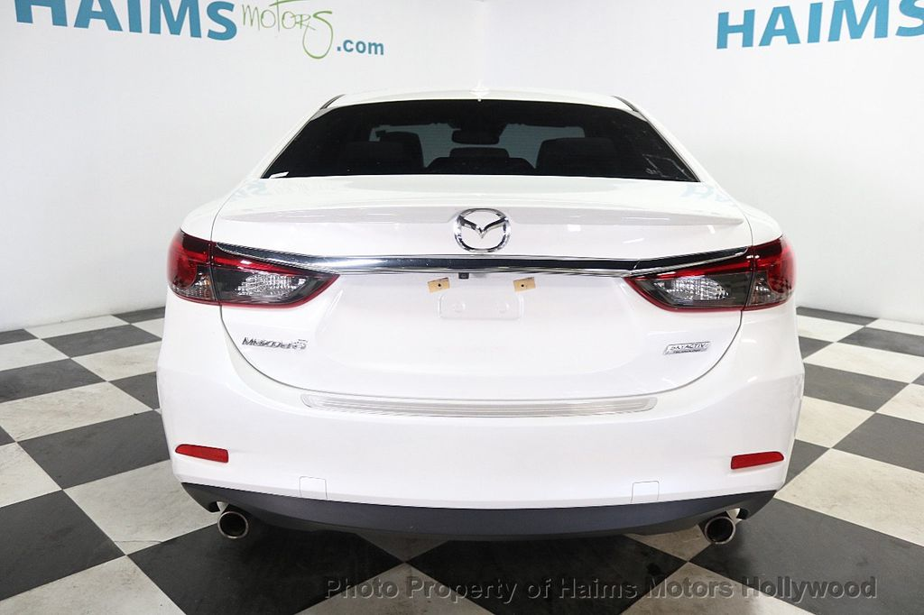 2016 Mazda Mazda6 4dr Sedan Automatic i Grand Touring - 17961620 - 5