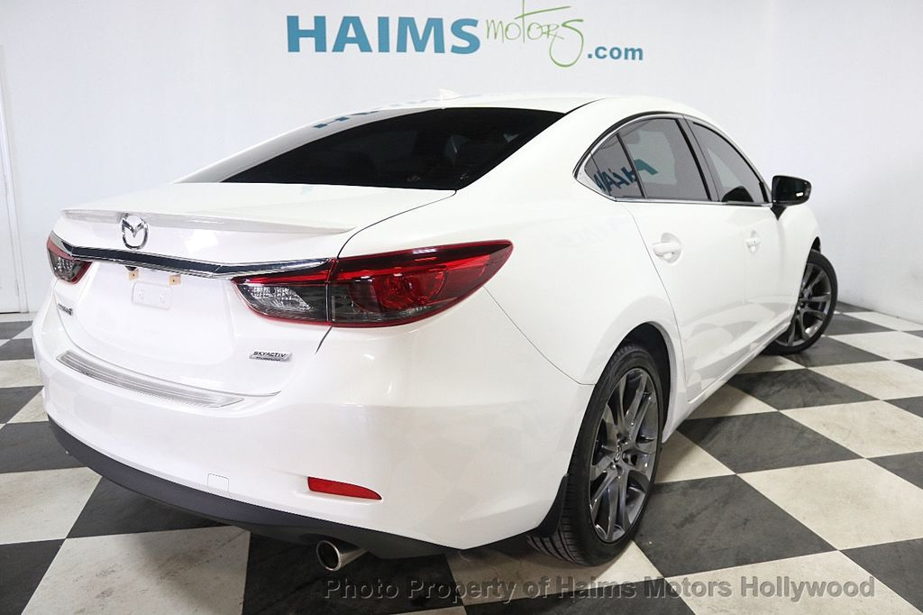 2016 Mazda Mazda6 4dr Sedan Automatic i Grand Touring - 17961620 - 6