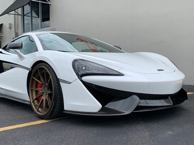 2016 McLaren 570S 2dr Coupe - Click to see full-size photo viewer
