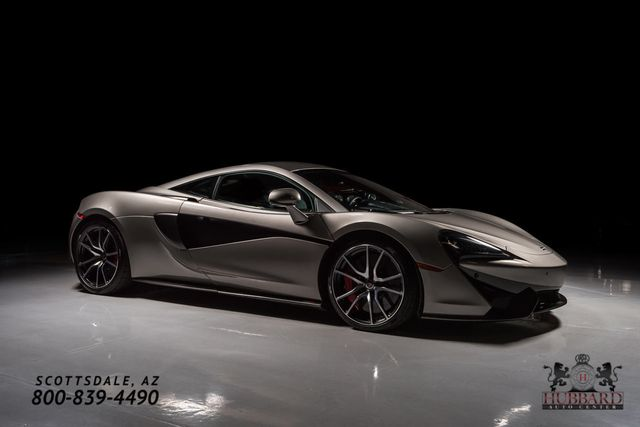 2016 McLaren 570S Extremely well equipped and well spec'd color